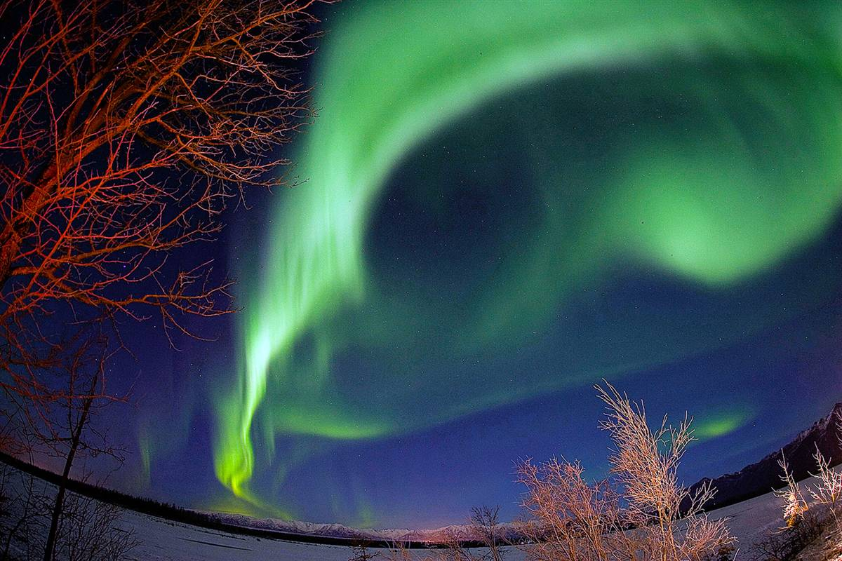 aurora borealis nature - photo #29