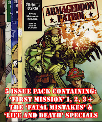 Buy the Armageddon Patrol 5 issue pack HERE!