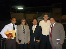 Pr. Juan e pastores Locais.