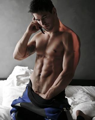 Model Benjamin Godfre