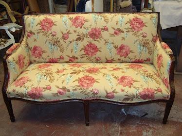 Sofa  retapizado