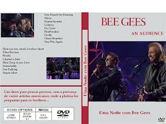 BEE GEES AN AUDIENCE