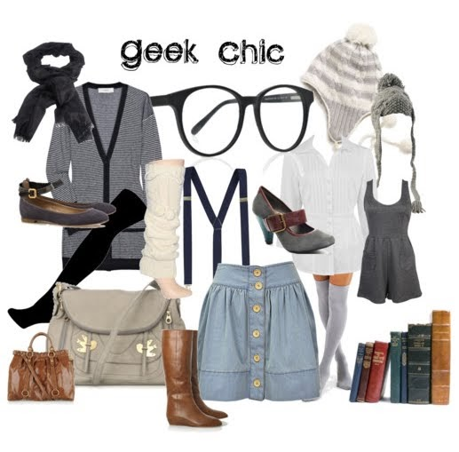 Jupe Boutique Geek Chic