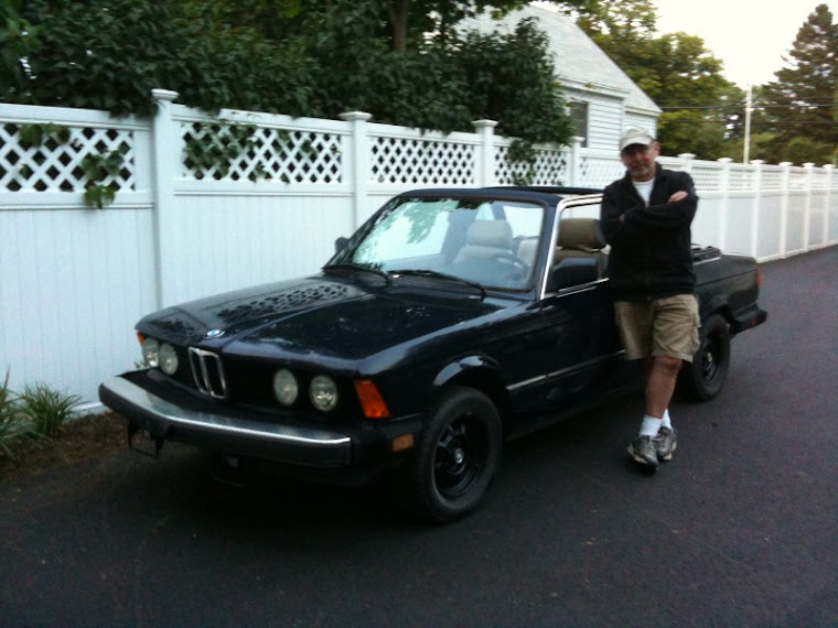 1982 BMW 323i Baur