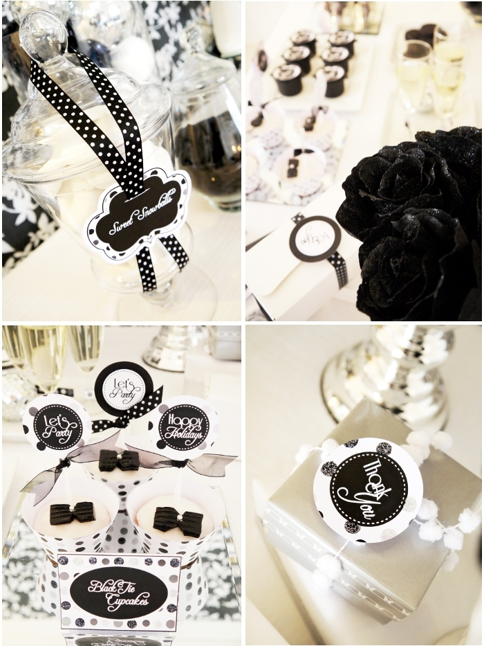 Black white burgundy red masquerade by invitatiicouture - Black silver and white party decorations ...