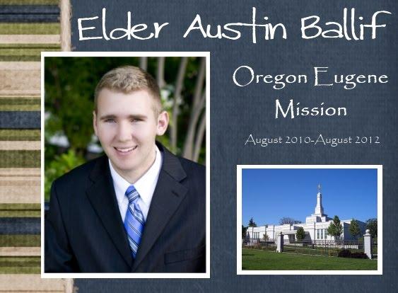 Called to Serve: Elder Austin Ballif