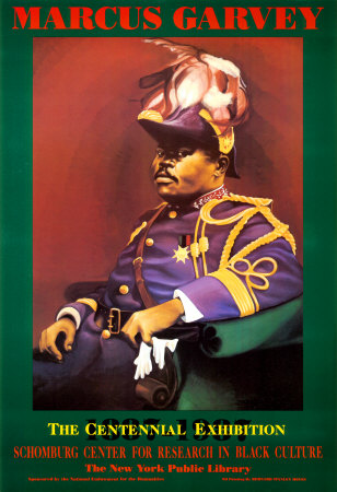 Marcus Garvey - One God, One Aim, One Destiny...!!!