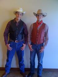 """My """"lil"""" Cowboys"""
