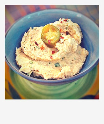 Jalapeo and Lime Hummus