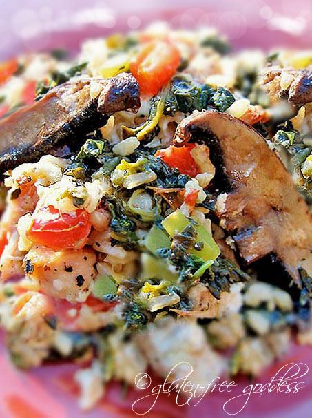 Easy mediterranean baked chicken recipe