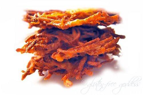 Karina's Crispy Lacy Gluten-Free Latkes Recipes — Dishmaps