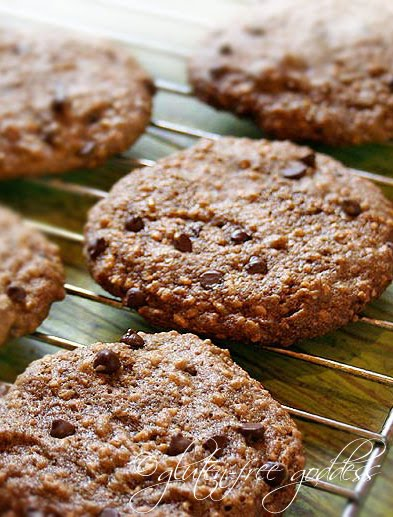 Gluten-Free Breakfast Cookies Recipe With Oats Recipe ...