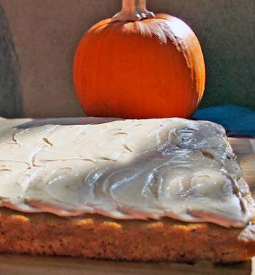 Gluten-free Pumpkin Bars Recipe