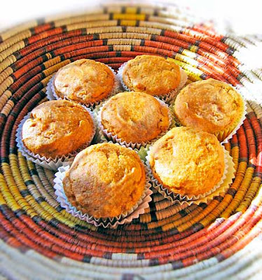 Pumpkin Corn Muffin Recipe