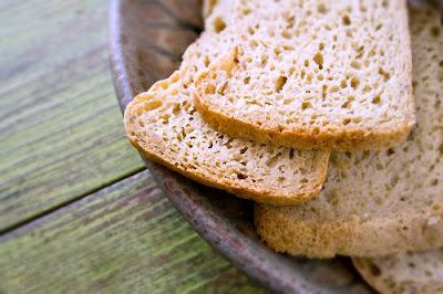Gluten free ciabatta bread recipe