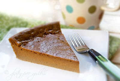 Sweet potato pie- easy, gluten-free