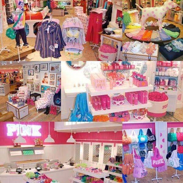 *.* A loja Mais Rosa Do Mundo *.*