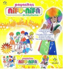 Payasitas Nifu Nifa Mexico