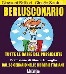 Il Berlusconario - tutte le bestialità di Berlusconi in un libro