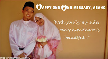 Abang, Happy Anniversary