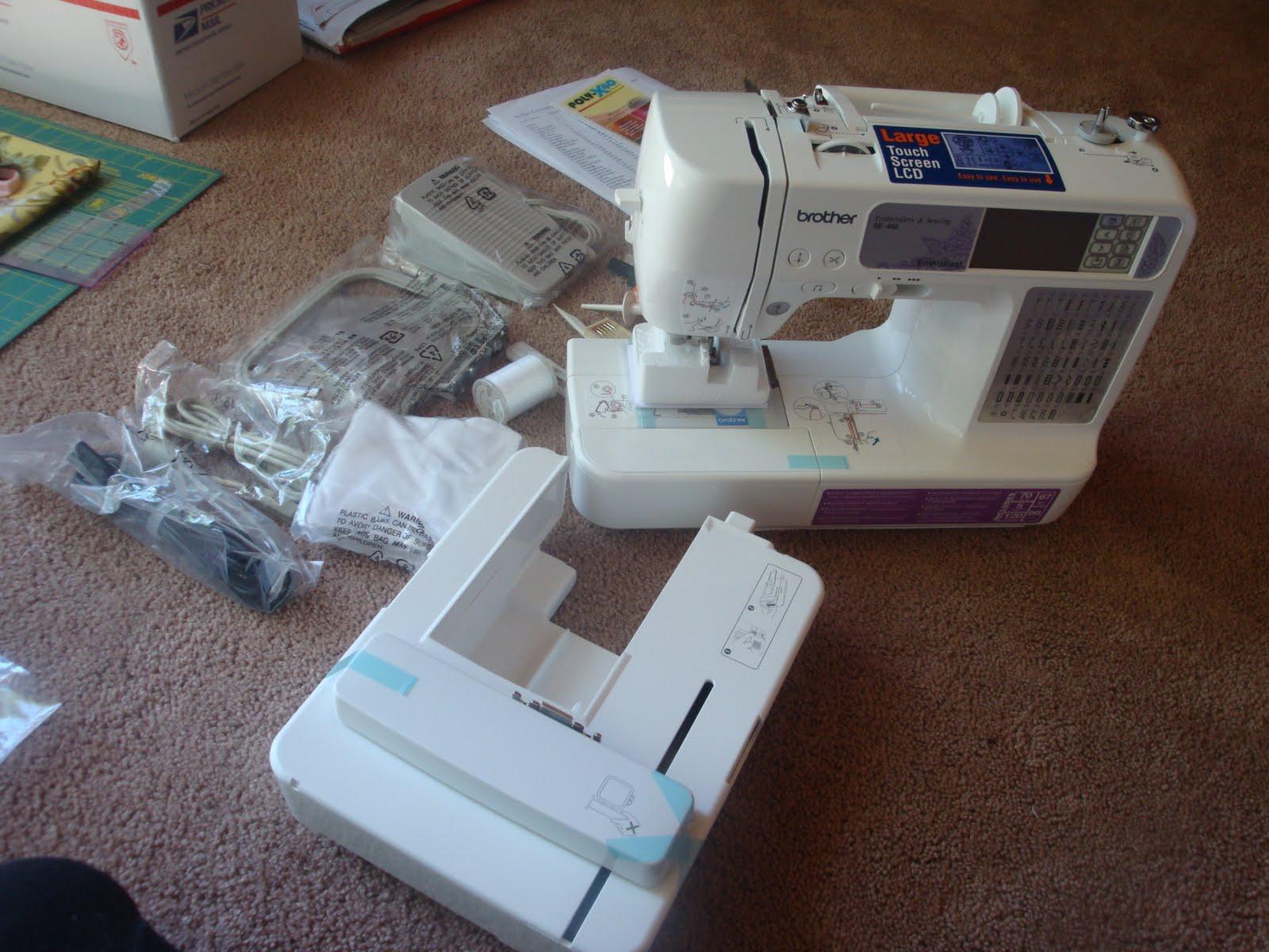 husqvarna viking 400 computer sewing machine reviews