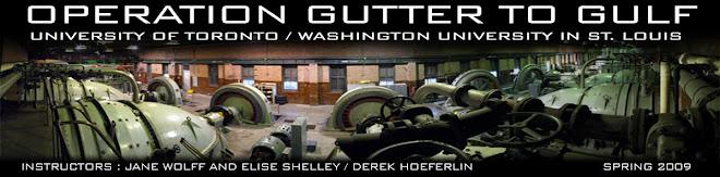 Gutter to Gulf