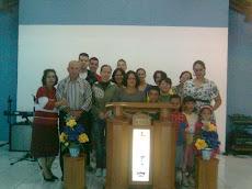 Escola Biblica - Alunos