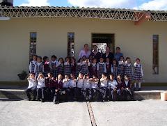 Grado 101 colegio GLV