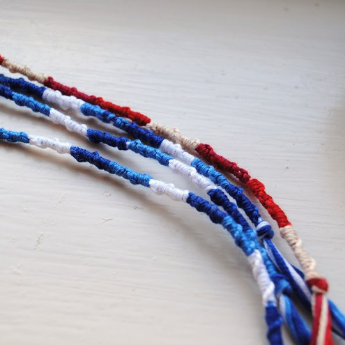 How To Make Friendship Bracelets Instructions. how to make friendship