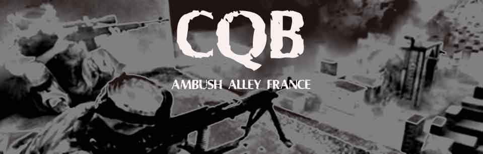 CQB - Ambush Alley France