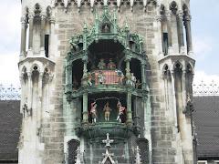 Old Town Hall Glockenspiel