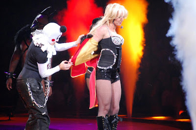 britney spears knee boots