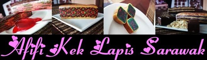 Afifi Kek Lapis Sarawak