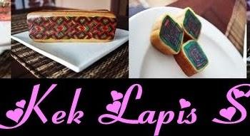 Tentang Kek Lapis Sarawak Afifi