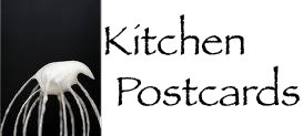 Kitchen Postcards