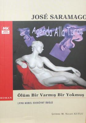 José Saramago tem mais um livro editado na Turquia