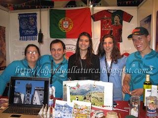 Portugal nas Olimpíadas da Língua Turca