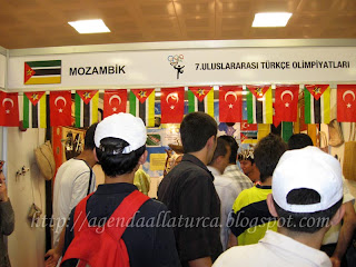 Países de língua oficial portuguesa nas Olimpíadas da Língua Turca