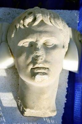 Descoberto busto do imperador Augusto em Laodiceia