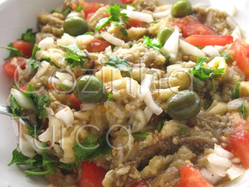Salada de Beringela