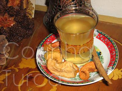 Chá de Maçã (Elma Çayı)