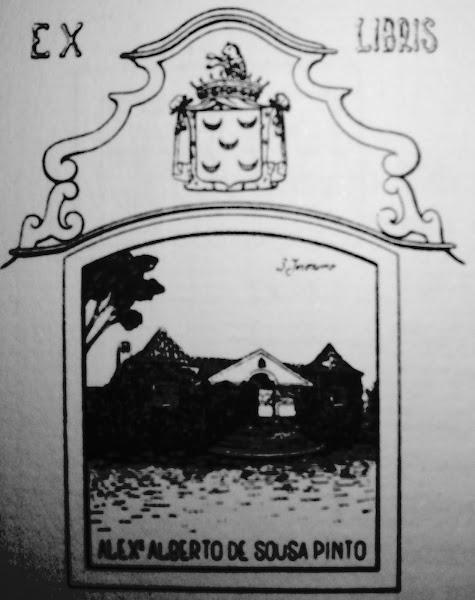 Brasão dos Pinto (Quinta de S. Jerónimo)