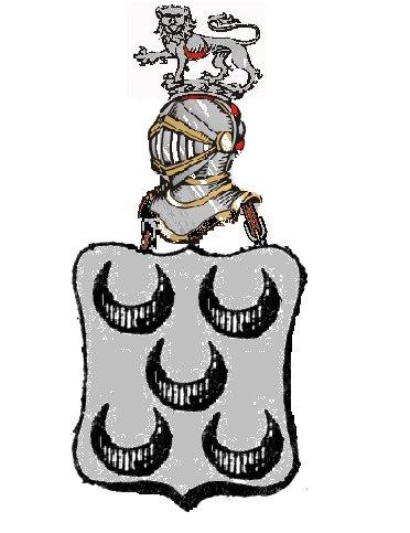 Brasão de armas da família Pinto