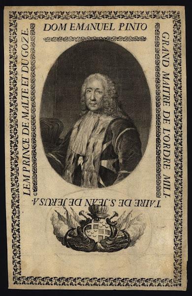 Grão-mestre D.Manuel Pinto