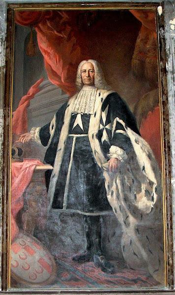 D. Manuel Pinto, Grão-Mestre da Ordem de Malta