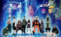 Naruto y sus amigos