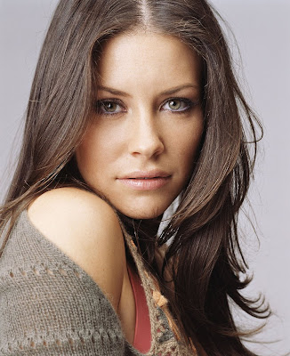 evangeline globe golden lilly. Evangeline Lilly look at you