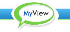 MyView Logo Image