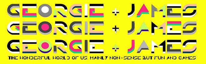 Georgie + James