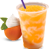 Free Orange Swirl Frutista at Taco Bell!